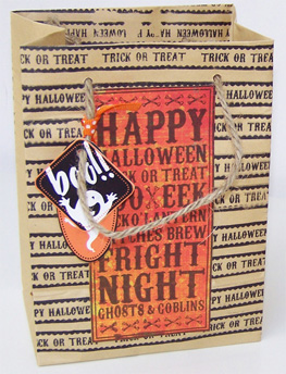 Nathalie Mejdboud - trick or treat bag - web