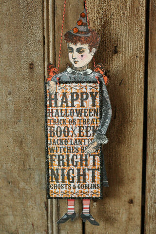 Barbara - Halloween Noteblock Hanging - web100