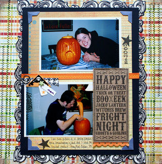 Stephanie Wheeler - Halloween Noteblock Layout