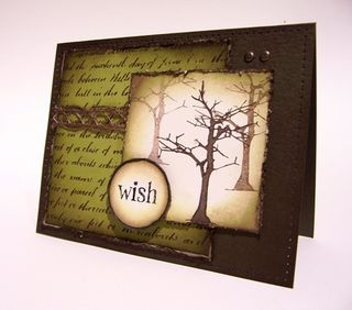 Meg Shumaker - wish bare Tree