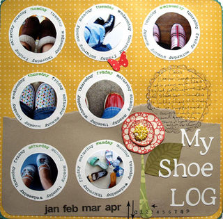 Heid Sonboul - My Shoe Log - Date Me - web