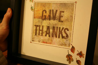 Jenn B - Give Thanks frame cu