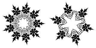 Snowflakes - web