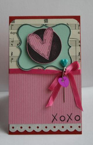 Aimee - XOXO Card