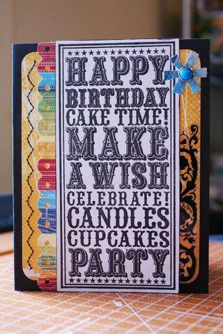 Stephanie Wheeler - Happy Birthday Noteblock