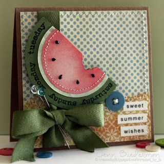 JennB - Watermelon Sweet Summer Wishes