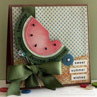 JennB - Watermelon Sweet Summer Wishes
