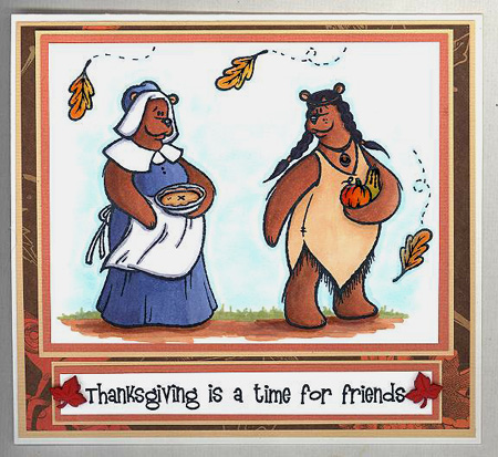Linda C. - Thanksgiving Friends