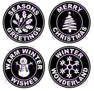 Holiday Logos - blog