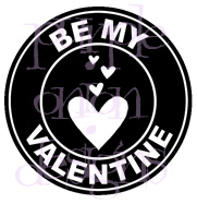 Be My Valentine - web