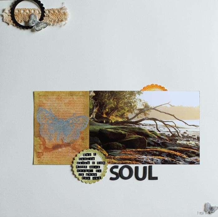 Lesley Cooper - Soul Layout