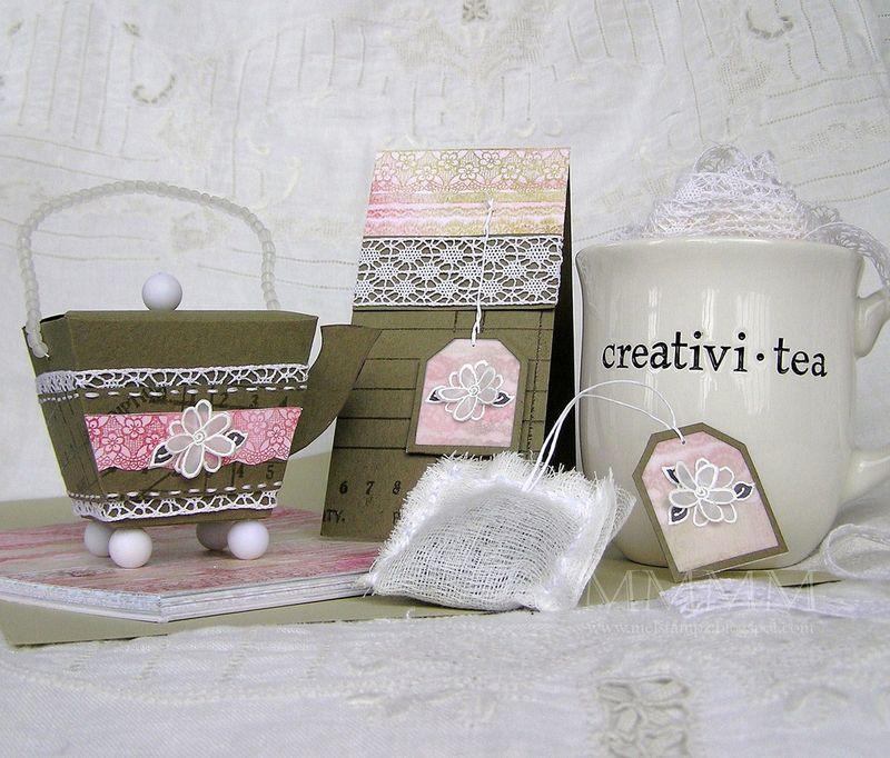 Mel - Tea Set