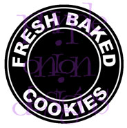 Fresh Baked Cookies - web