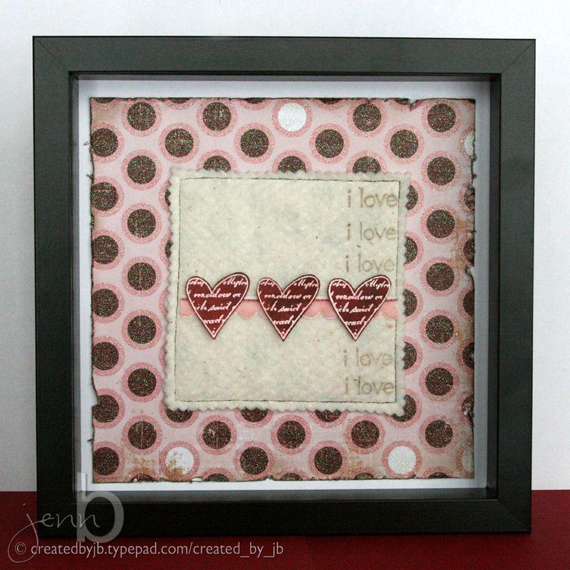 JennB - Valentine Frame