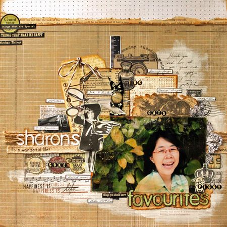 Sharon Ong - Sharon's Favourites