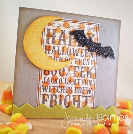 Jennifer Holmes - Halloween Noteblock
