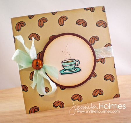 Jennifer Holmes - Gift Card Holder