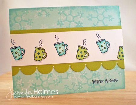 Jennifer Holmes - Warm Wishes