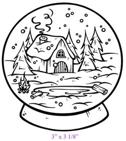 Snowglobe - web