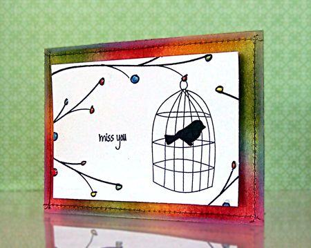 Jill Foster - Miss You Birdcage