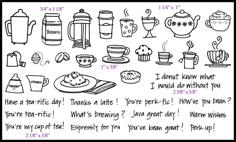 Coffee & Tea Set - web