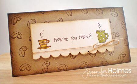 Jennifer Holmes - How've You Bean