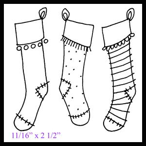 3 Stockings - web