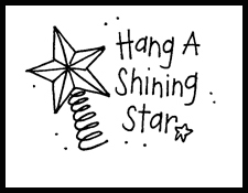 Hang a Shining Star - web