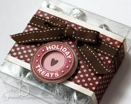 Jenn B - Valentine Candy Box