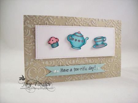 Joy Taylor - Have a Tea-rific Day
