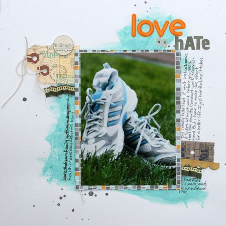 Ronda Palazzari - Love vs. Hate