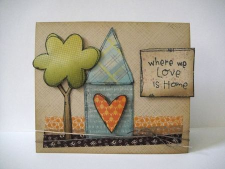 Donna Mikasa - Where We Love Is Home