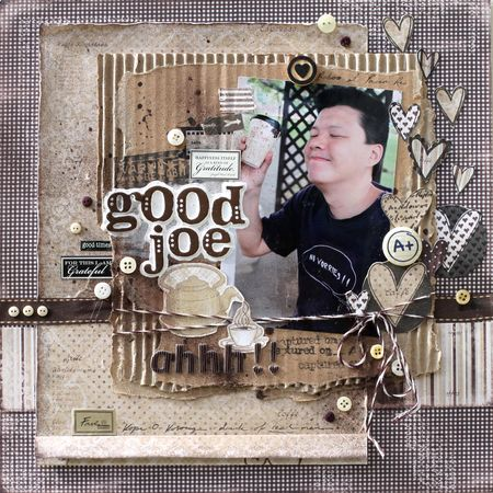 Sharon Ong - Good Joe