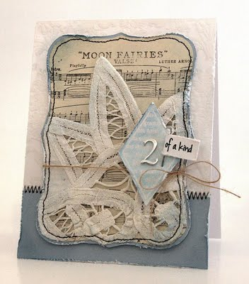 Jenn Biederman - 2 of a kind card