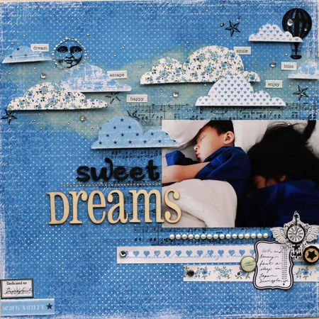 Sharon Ong - Sweet Dreams