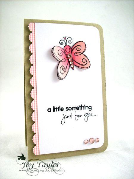 Joy Taylor - Butterfly