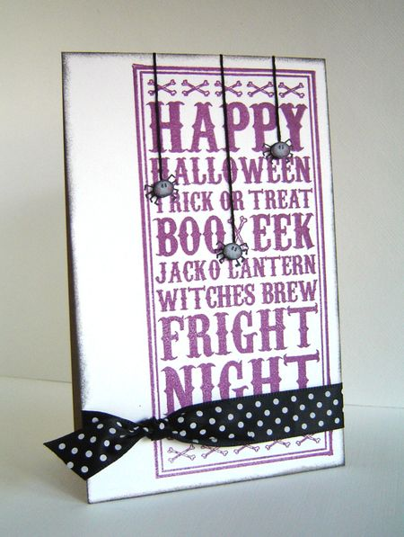 Alice Wertz - PODHalloweenCardS