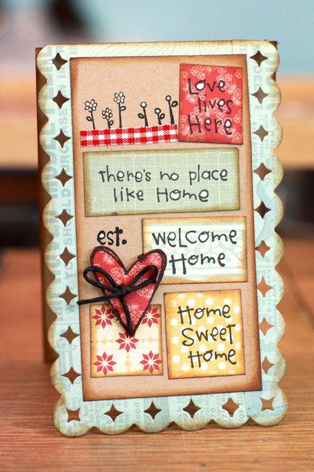 Sharon Ong - Home Card