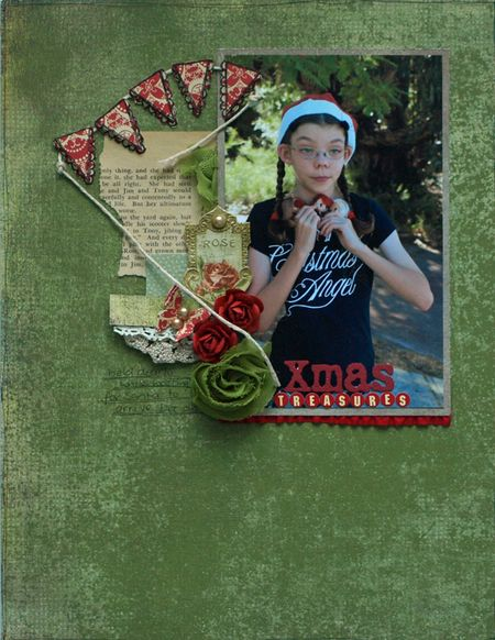 Julie Dudley - Xmas Treasures