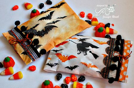 Jennifer Roach - POD treat bags