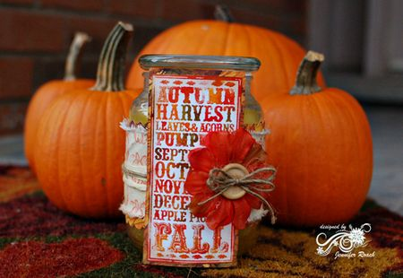 Pod fall candle decor resized