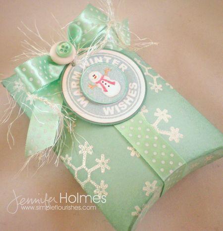 Jennifer Holmes - Winter Wishes