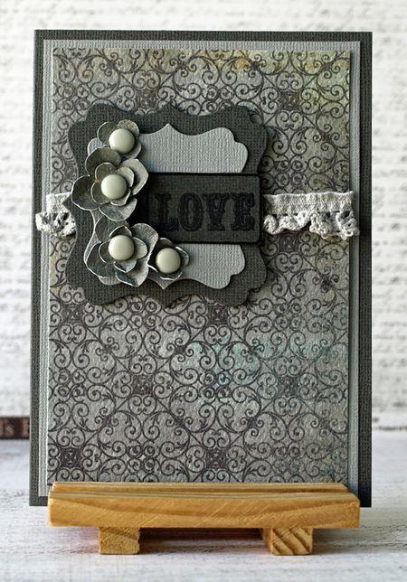 Julie dudley love card