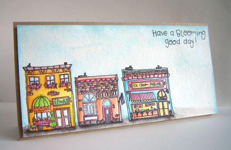 Alice Wertz - FlowerShop Card
