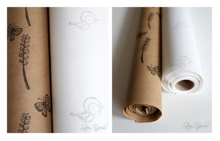 Stacey Yacula - WRAPPING PAPER DESIGNS