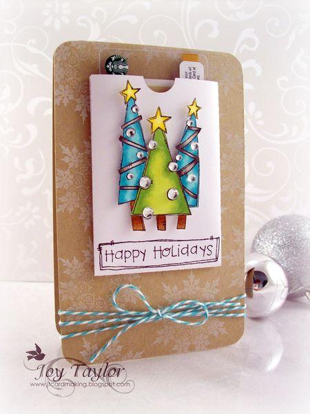 Joy Taylor - Gift Card Holder