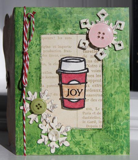 PO Ronda Joy Gift Card holder