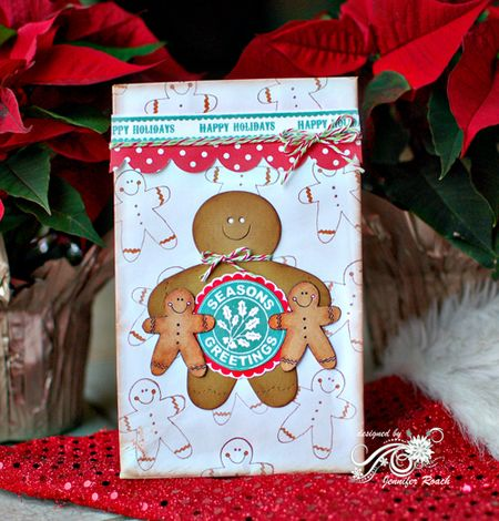 Jennifer Roach_Christmas Cookie or Treat Bag