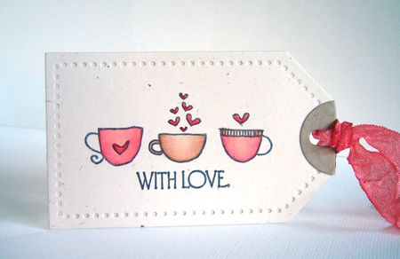 Alice Wertz - With Love Tag