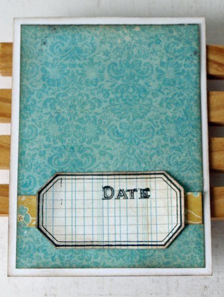 Julie dudley journaling card 3